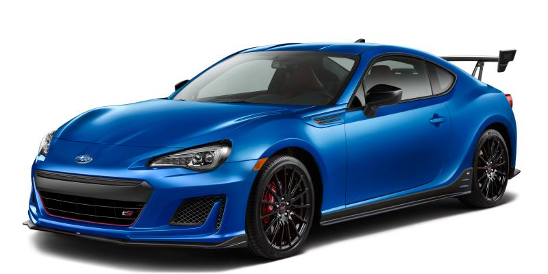Subaru BRZ Engineering