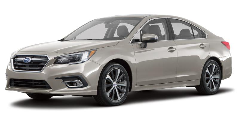 2019 Legacy EyeSight